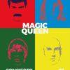 Concierto: Magic Queen el 28 de Diciembre en el Cabezarrubia