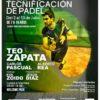 CAMPUS DE TECNIFICACIÓN DE PÁDEL. Del 2 al 13 de julio