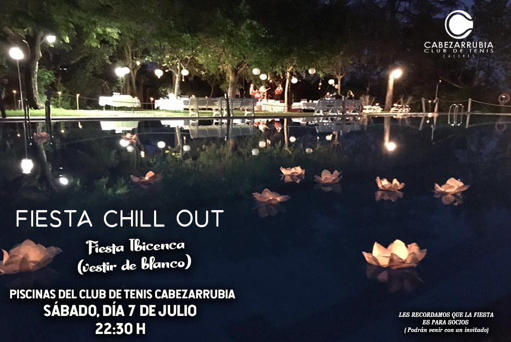 cartel chillout 2018