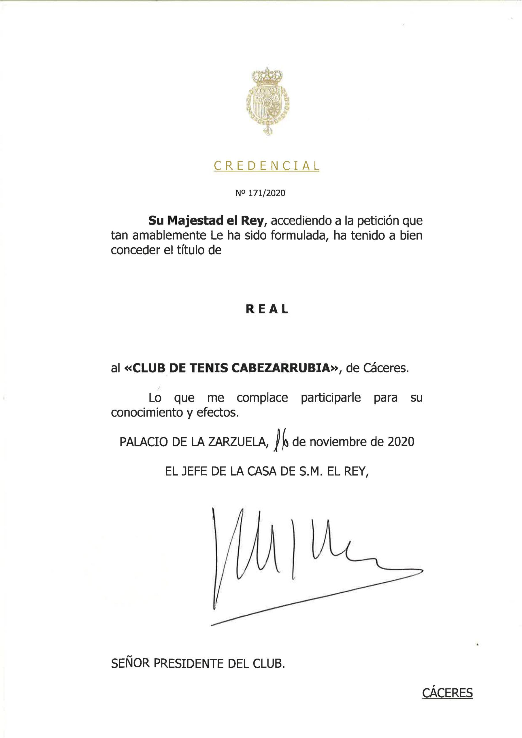 20201116-Casa Real-Título Real Club- CREDENCIAL